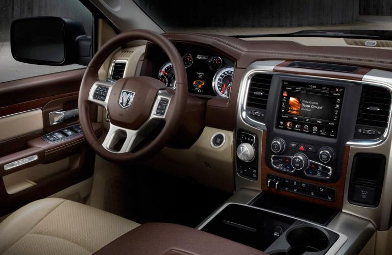 2014 Ram 1500 Interior