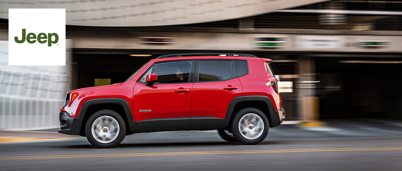 2015 Jeep Renegade in Lawrence, KS