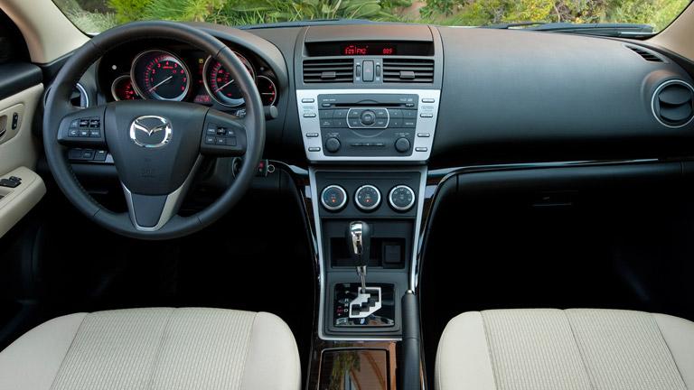 2013 Mazda Mazda6 Interior