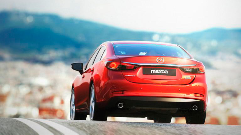 2013 Mazda Mazda6 Exterior