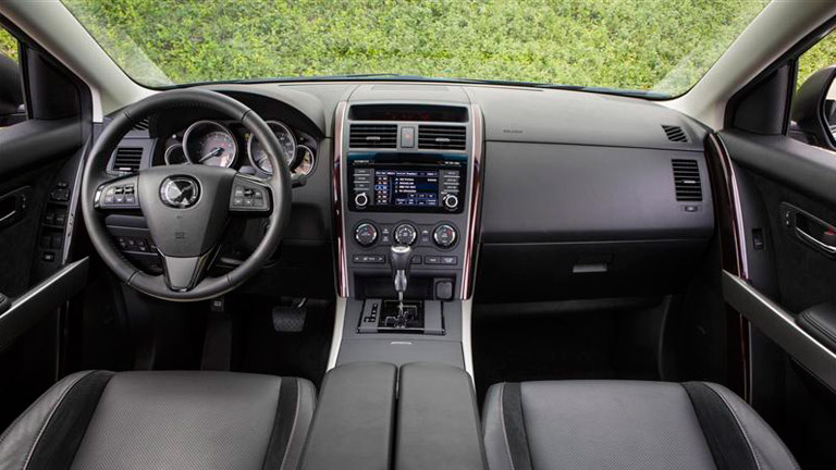 2013 Mazda CX-9 Interior