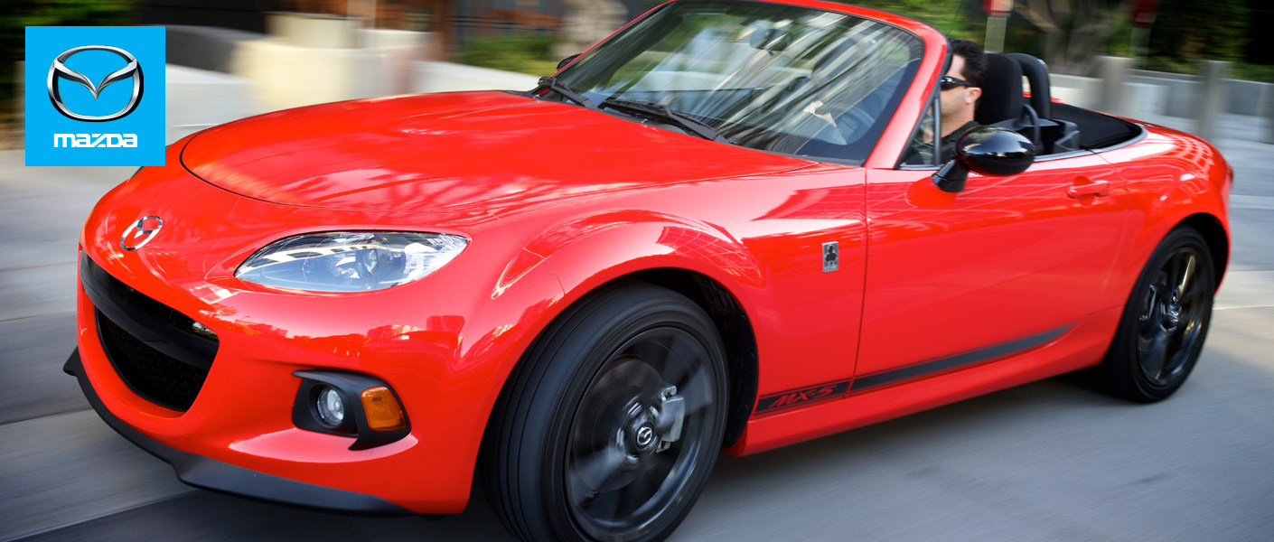2013 Mazda MX-5 Miata in San Antonio, TX