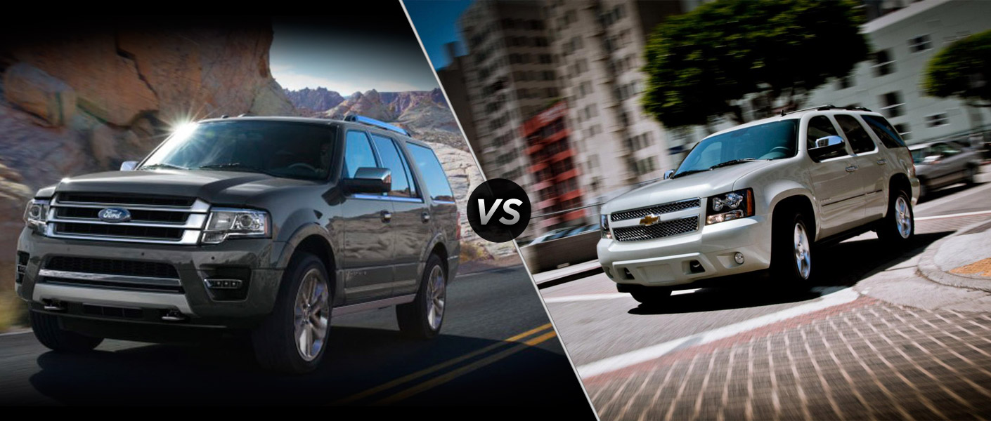 Tahoe ltz vs 2015 ford expedition platinum 2015 chevrolet for Bessette motors carrington nd