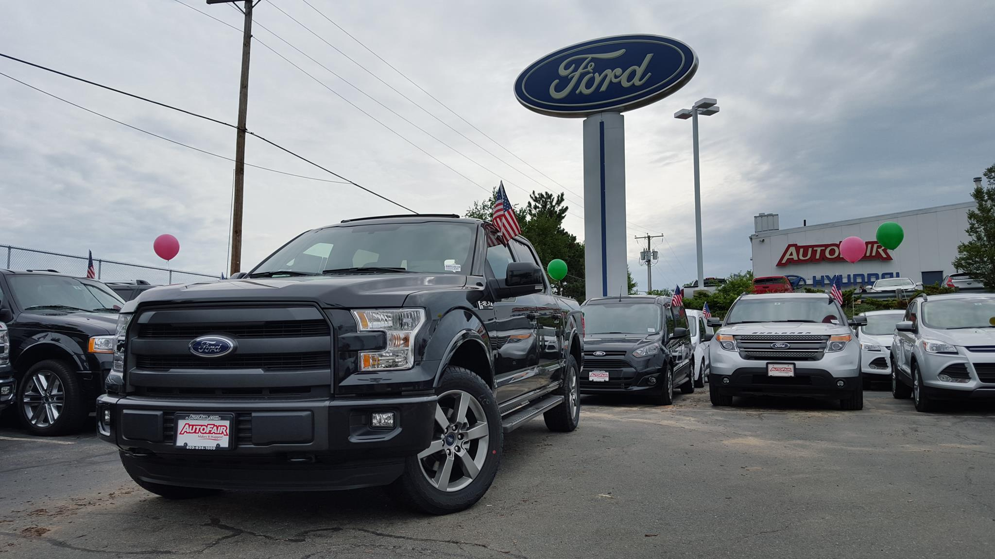 Ford Of Londonderry New And Used Ford Dealership Serving
