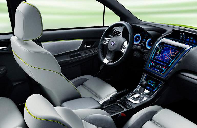 2014 Subaru XV Crosstrek Interior