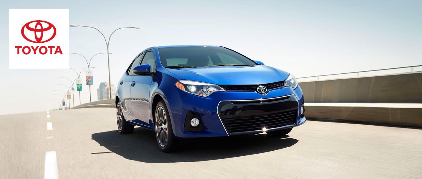Toyota Dealership In Ct 2015 Toyota Corolla Springfield MA