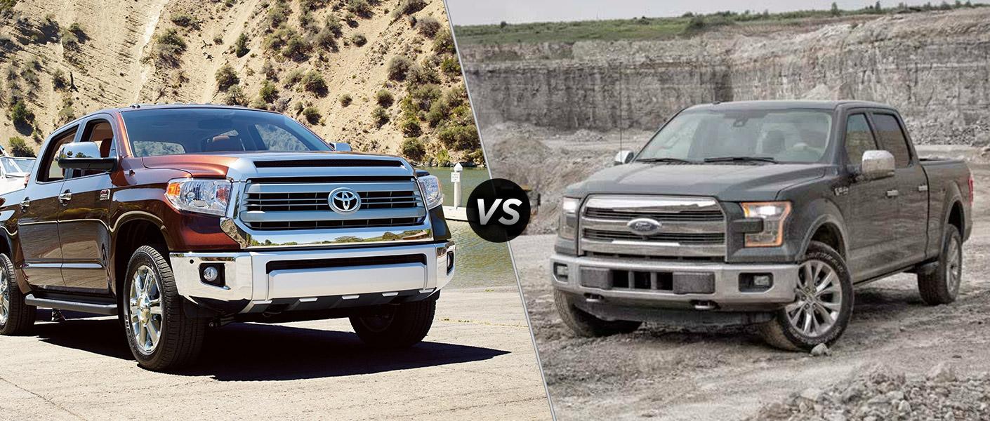 ratings on toyota tundra vs ford f150 autos weblog. Black Bedroom Furniture Sets. Home Design Ideas