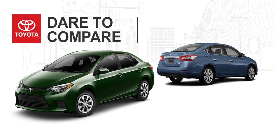 2014 Nissan Versa Vs 2014 Toyota Corolla Review   Autos Post
