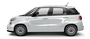 Get the Fiat 500L Trekking at Chicago IL