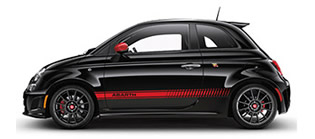 Get the 2015 Fiat 500 Abarth at Chicago IL