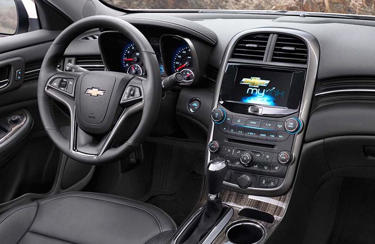 Chevrolet Malibu 2014 Interior 2014 Chevrolet Malibu Interior