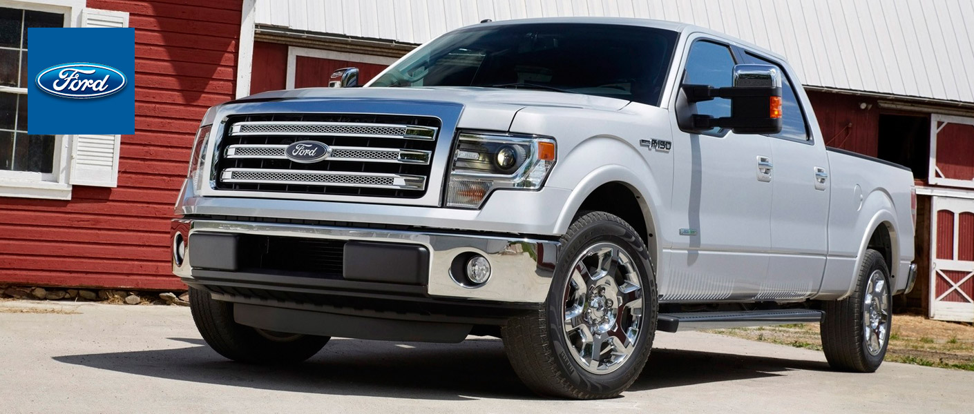 2014 Ford F-150 in Scottsboro, AL
