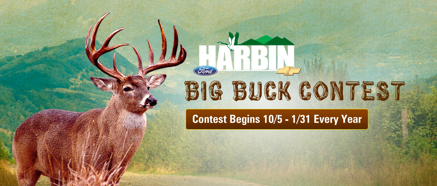 Harbin Automotive Big Buck Contest