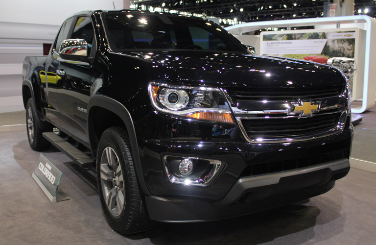chevy colorado 2015 performance release date price and specs. Black Bedroom Furniture Sets. Home Design Ideas
