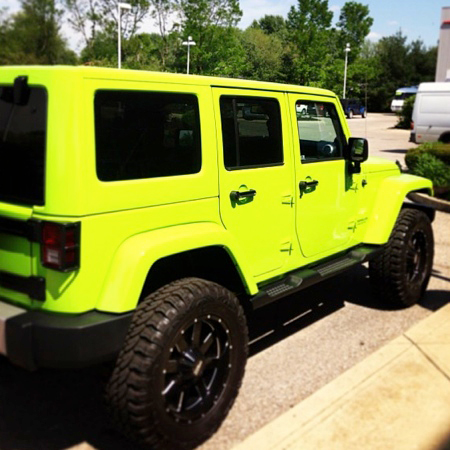Custom Lifted Vehicles Martinsville In Community Chrysler