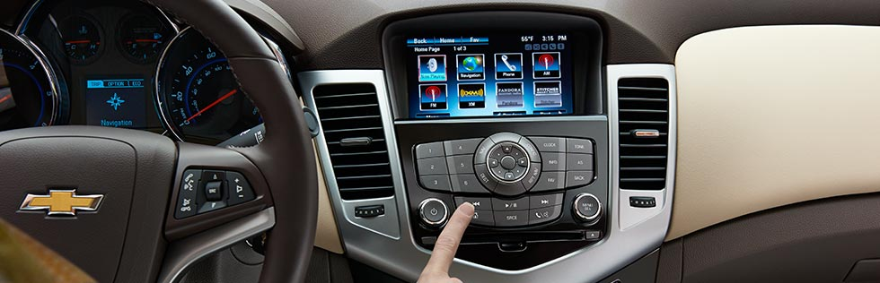 How much is a touch screen radio