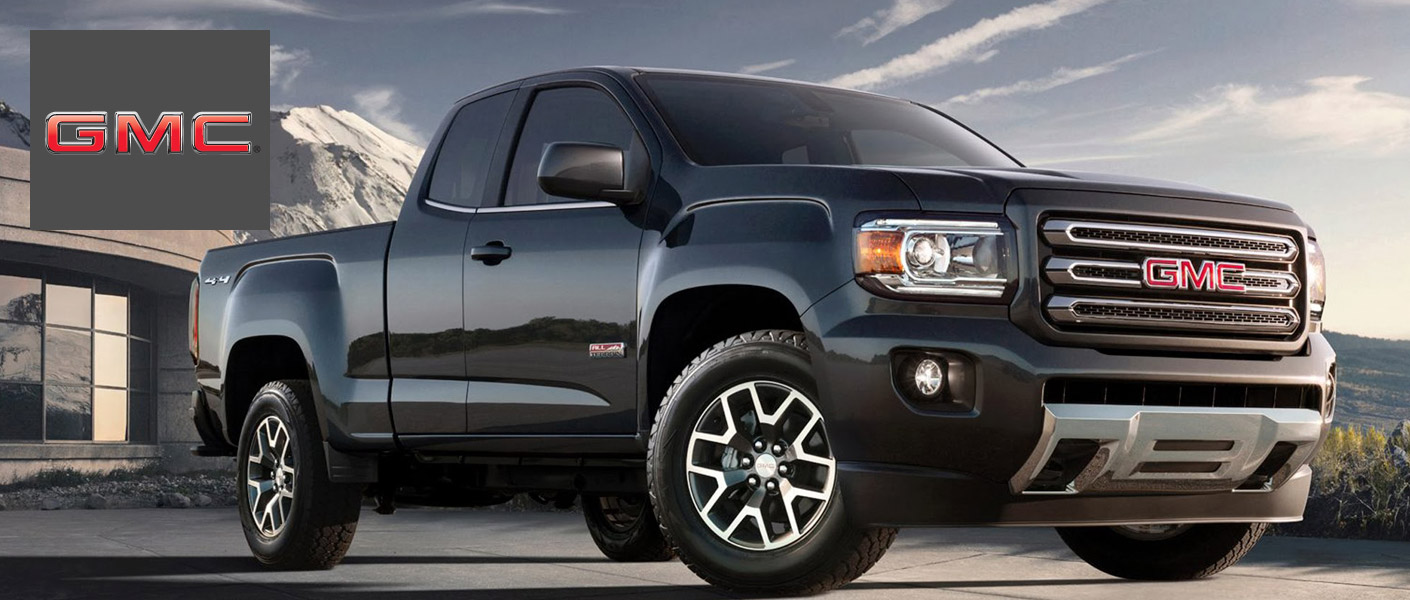 2015 GMC Canyon in Kenosha, WI