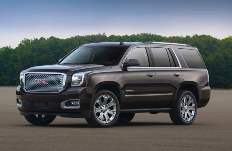2015 gmc yukon vs 2014 nissan armada. Black Bedroom Furniture Sets. Home Design Ideas