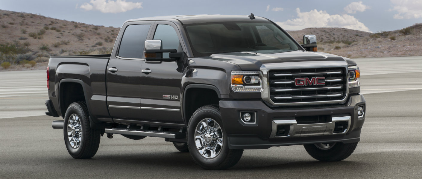 2016 gmc sierra 2500hd kenosha wi. Black Bedroom Furniture Sets. Home Design Ideas
