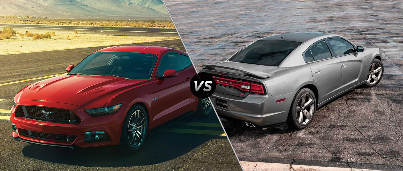 2014 Challenger Vs 2014 Mustang | Autos Weblog