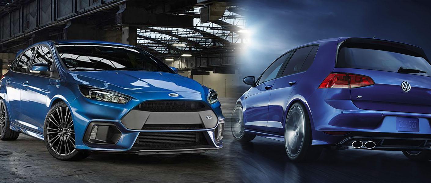 2016 ford focus rs hatchback hot hatch all wheel drive turbo ecoboost ...: billkayford.com/clp-2016-ford-focus-rs-vs-2015-volkswagen-golf-r