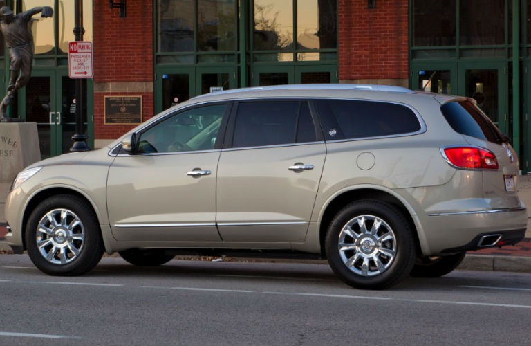 2015 Chevy Traverse Vs 2015 Gmc Acadia Vs 2015 Buick