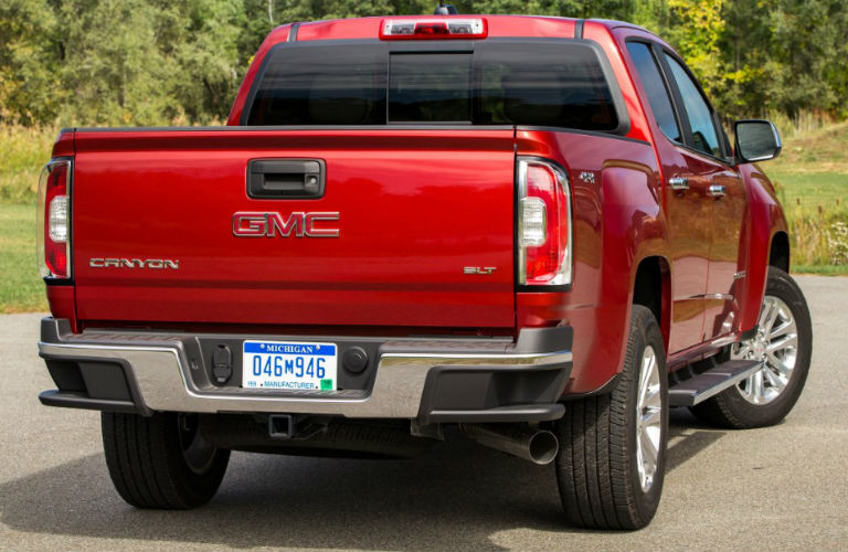 Chuck Nicholson Gmc >> Difference Between Gmc Sierra And Gmc Canyon | Autos Post
