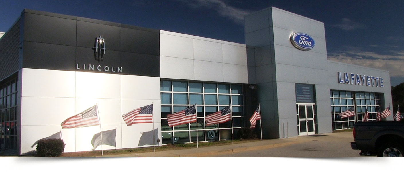 About LaFayette Ford Lincoln