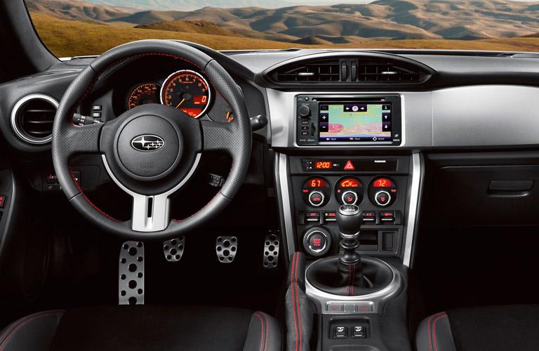 2014 Subaru BRZ Interior