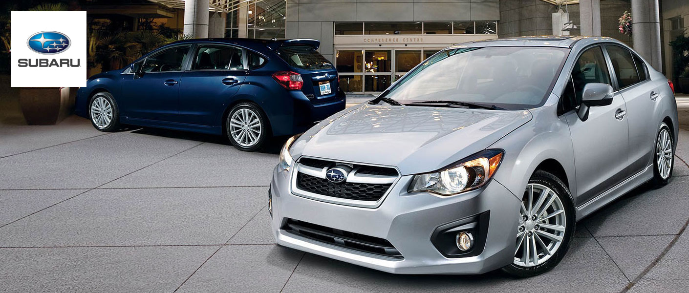 2014 Subaru Impreza in Lawrence, KS