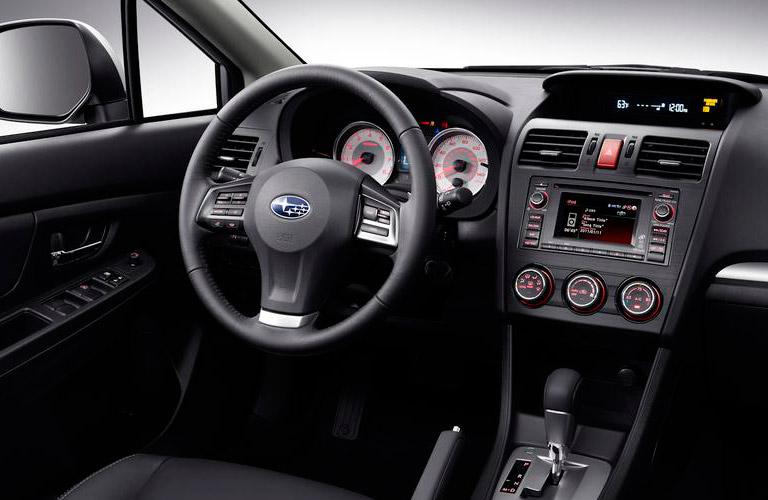 2014 Subaru Impreza Interior