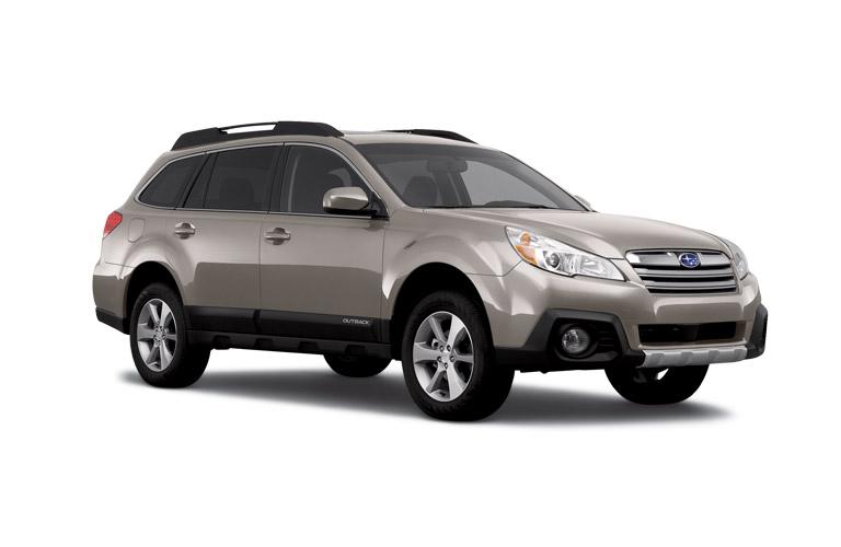 2014 Subaru Outback Exterior
