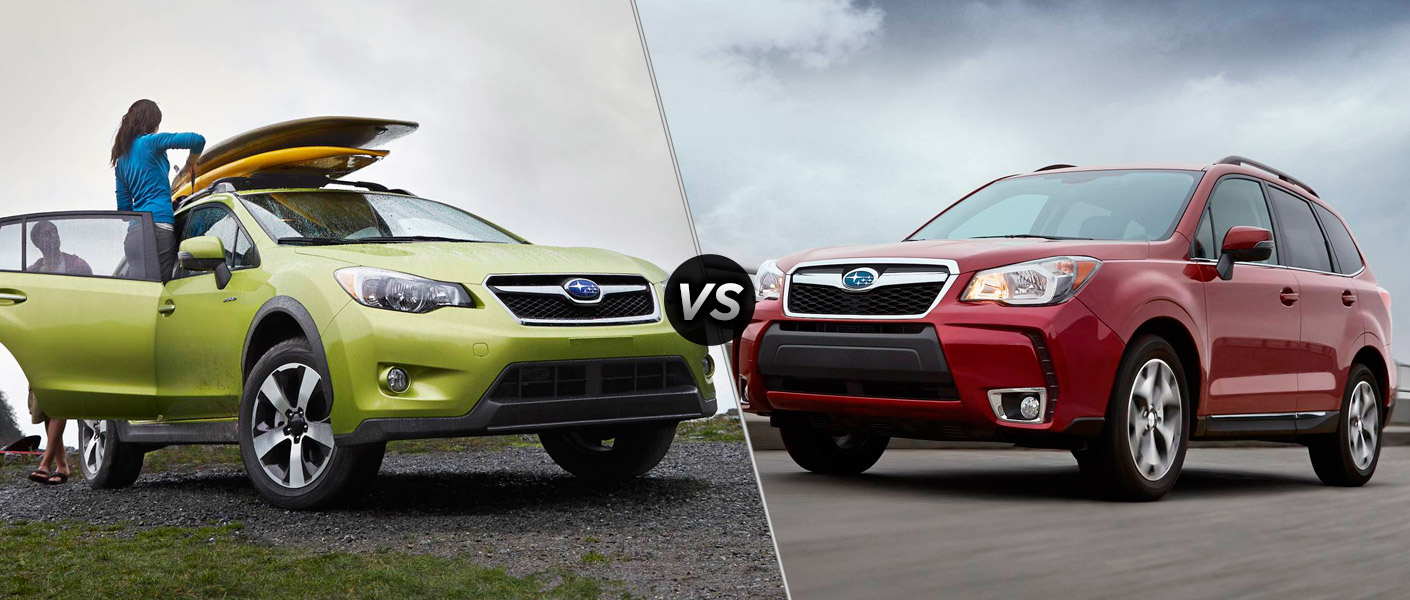 Subaru Crosstrek Vs Forester Autos Post