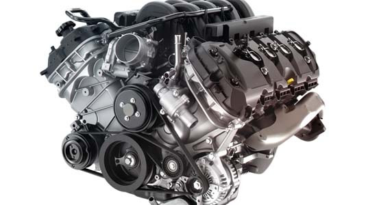 Ford 302ci gets better and better! The 5.0L V8 Ti-VCT Flex Fuel FFV