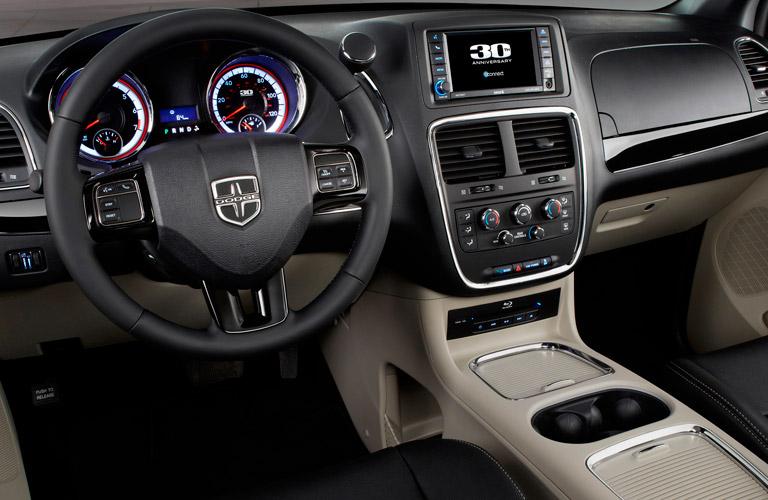 2014 Dodge Grand Caravan In Calgary Car Interior Design