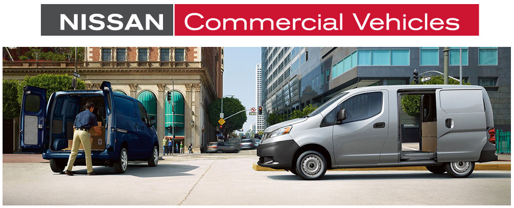 Nissan Commercial and Fleet Vehicles Vacaville CA