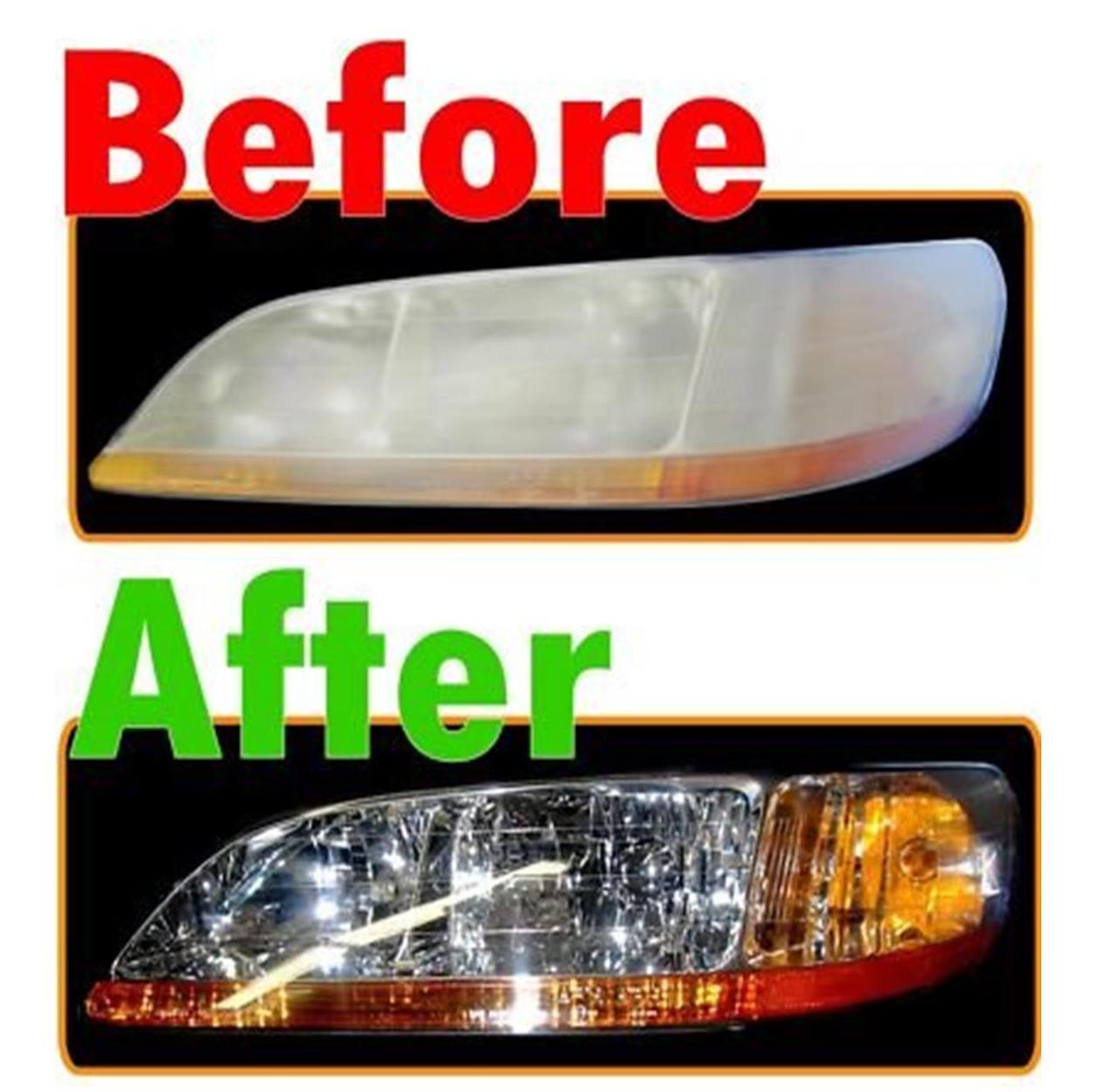 Headlight restoration business plan