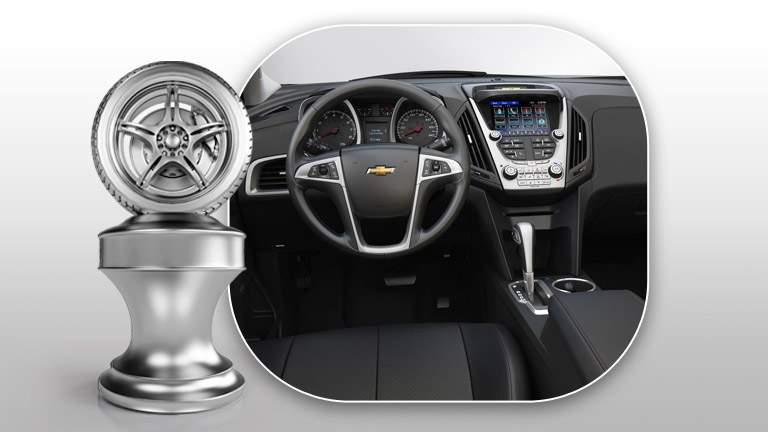 is the difference between the gmc acadia and terrain 2013 gmc sierra