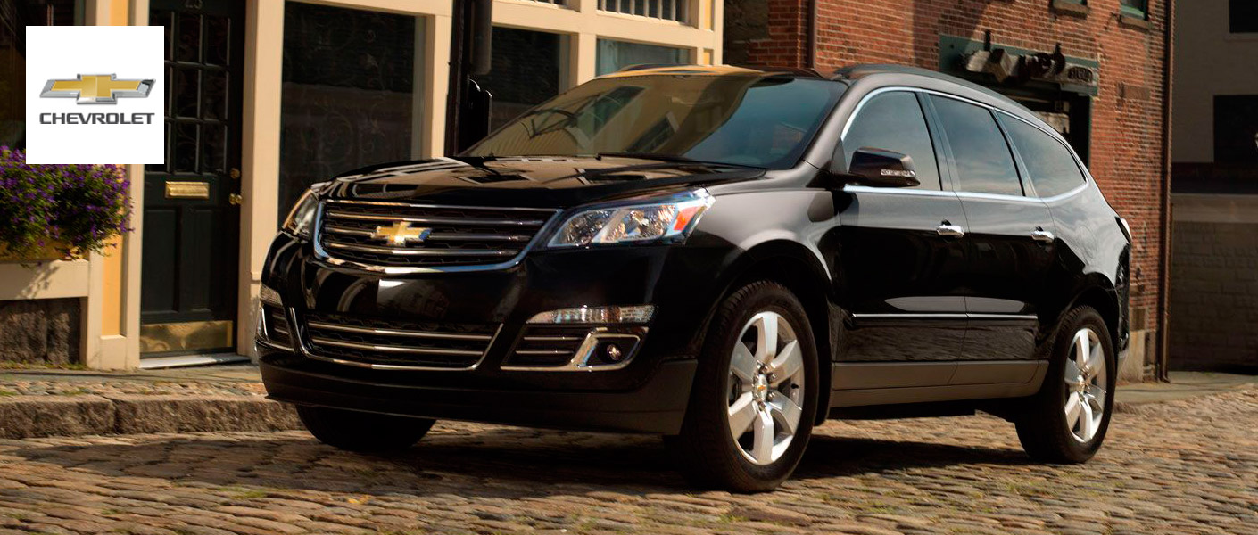 2015 chevy traverse in naperville il. Black Bedroom Furniture Sets. Home Design Ideas