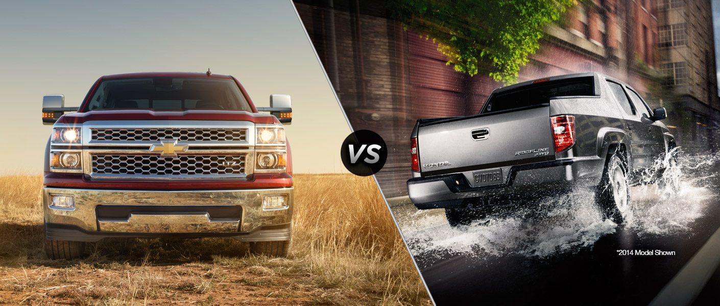 Compare ford ranger and chevrolet colorado autos post for Honda ridgeline vs chevy colorado