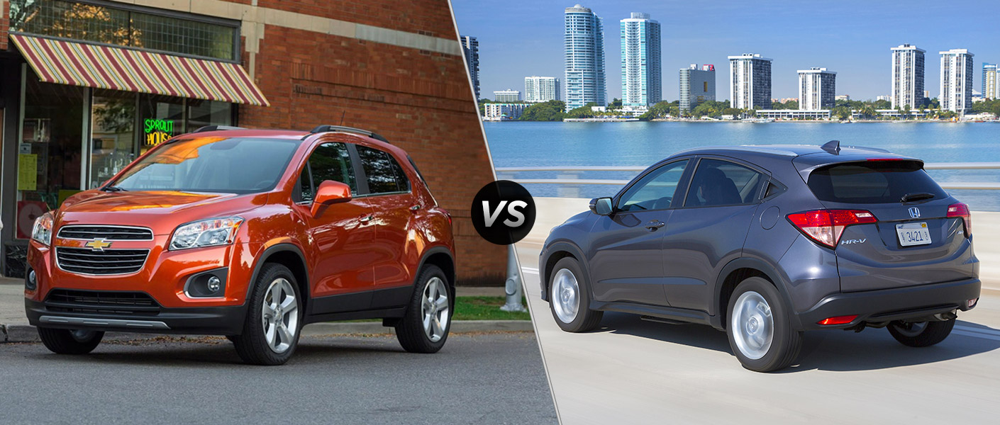 honda hrv vs chevy trax – fiat world test drive