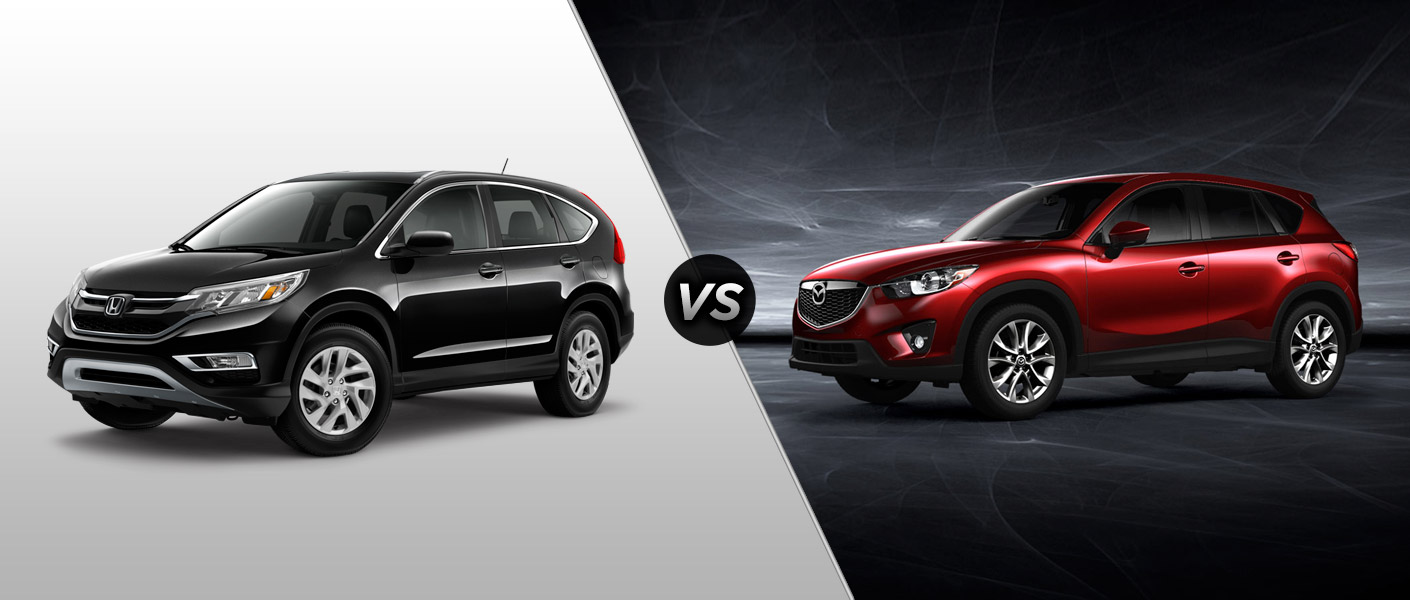2015 honda cr v vs 2015 mazda cx 5. Black Bedroom Furniture Sets. Home Design Ideas