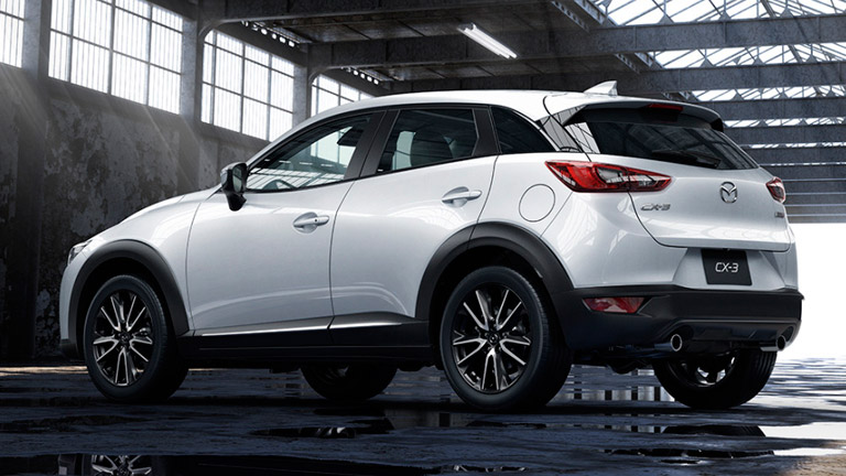 2016 mazda cx 3 vs 2015 mitsubishi outlander sport features engine. Black Bedroom Furniture Sets. Home Design Ideas