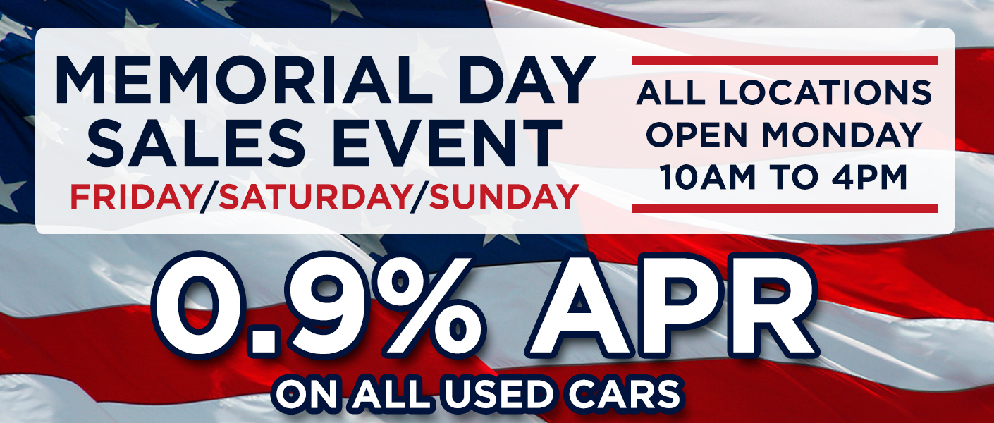 Memorial Day Car Sales Chicago