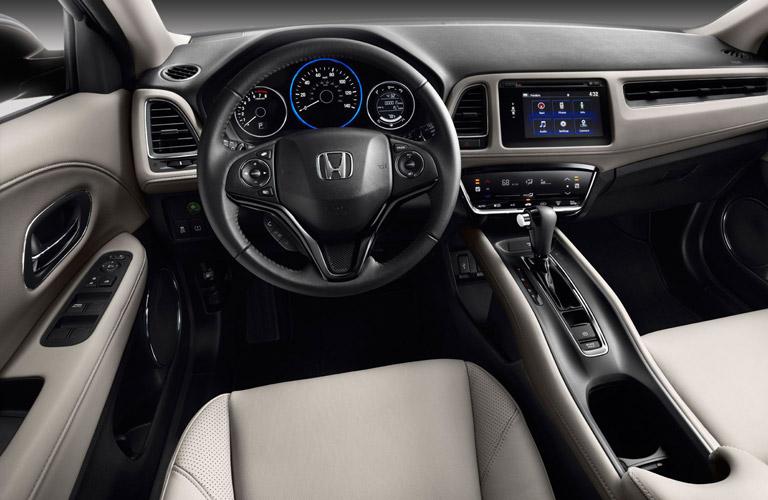 2016 Honda HR-V LX vs EX