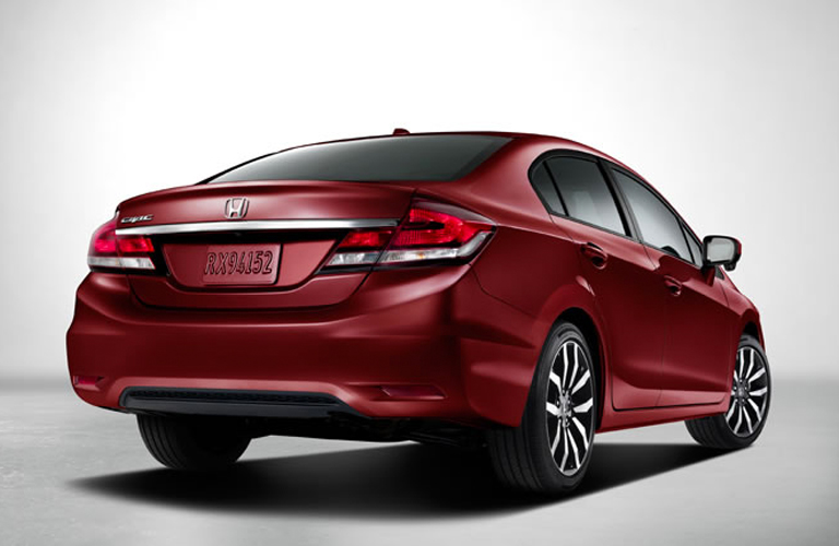 2015 vs 2014 honda civic autos post for Honda accord vs honda civic