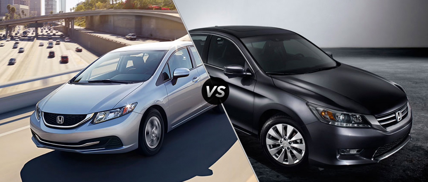 honda accord vs civic 2017  ototrendsnet