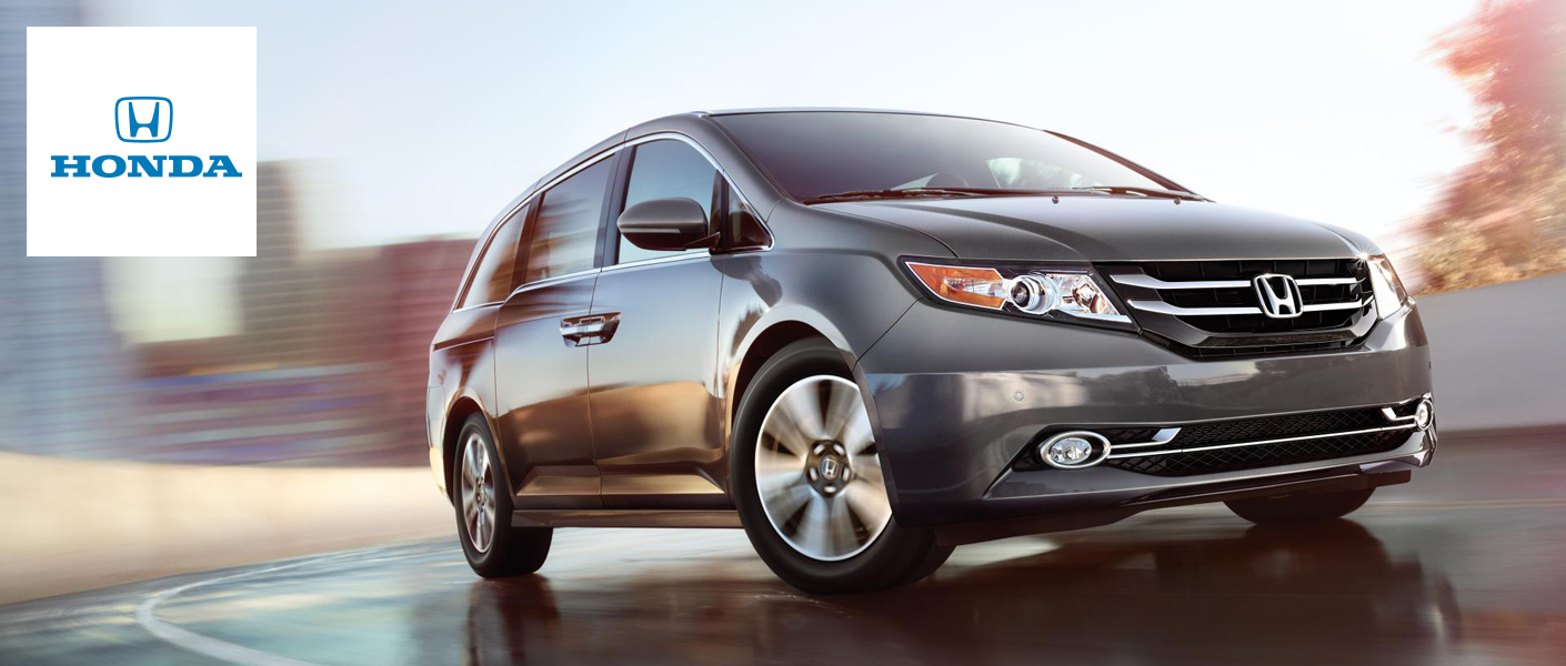 2015 honda odyssey chicago for Honda dealers in chicago