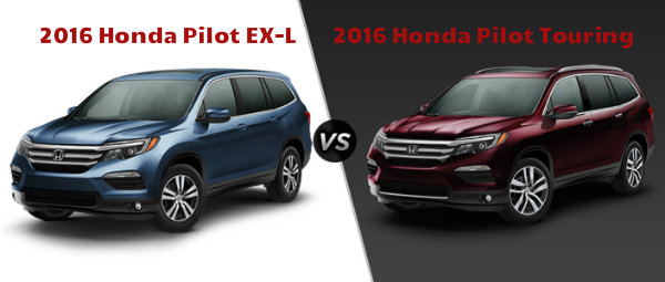 2015 hinda odyssey ex l vs autos post for Honda odyssey ex vs exl