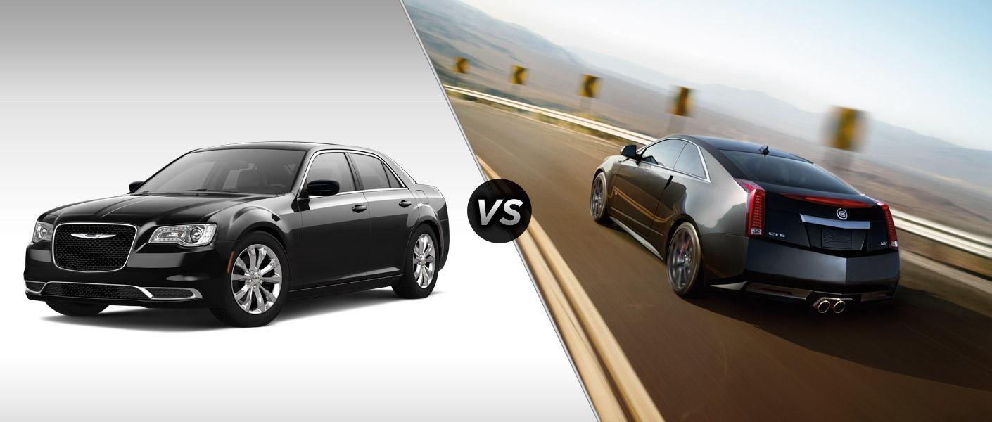 Chrysler 300s vs cadillac cts autos post for Sheridan motor buick gmc